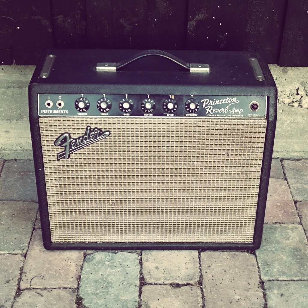 dating fender tweed amplifiers