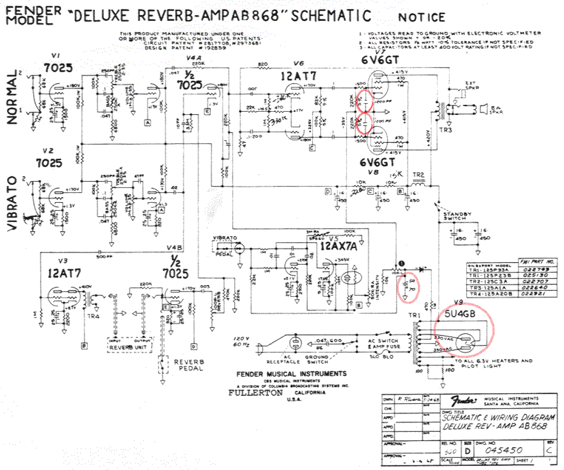 Bf Sf Deluxe Reverb And Tone Wiring Options Diagram Fender Stratocaster Guitar Forum Layout