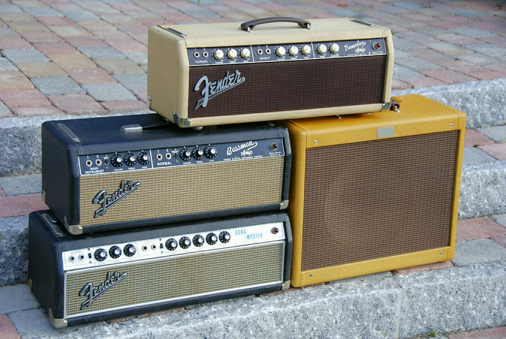 Srv tone fender amp dating